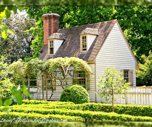 cottage, tiny house, and virginia image