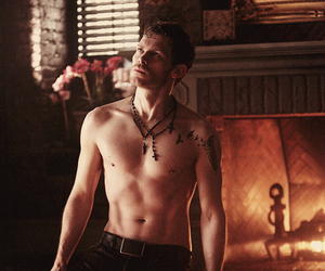 klaus, joseph morgan, and the vampire diaries image