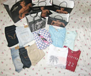 clothes, fashion, and fitch image