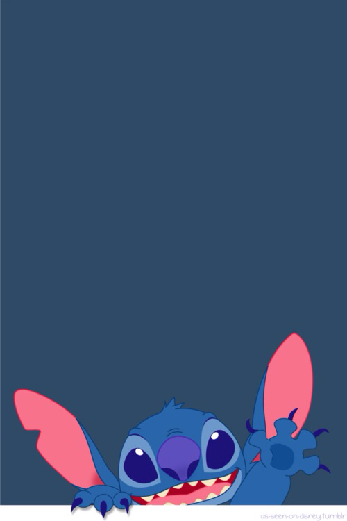 Stitch Uploaded By Angel On We Heart It