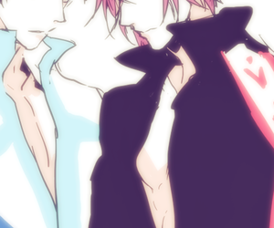 anime, rin, and haru image