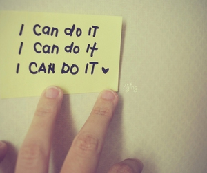 i can do it, can, and quote image