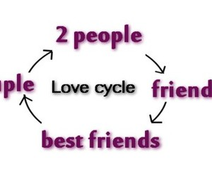 best friends, bff, and break up image