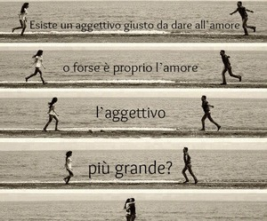 amore, couple, and frasi image