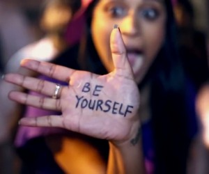 iisuperwomanii, be yourself, and leh image