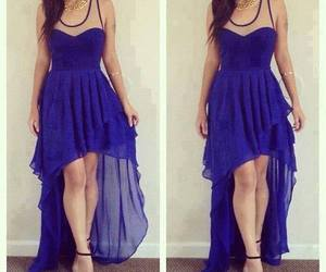 dress and blue image