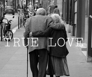 true love, love, and old image