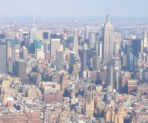 buildings, Flying, and ny image