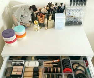 collection, girls, and makeup image