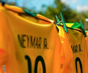 brasil, neymar, and shirt image