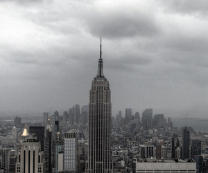 cloudy, hd, and new york image