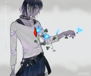 sei, anime, and dramatical murder image