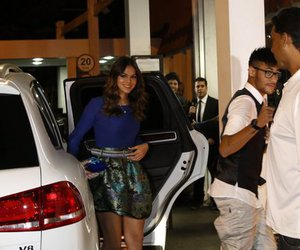 neymar and bruna marquezine image