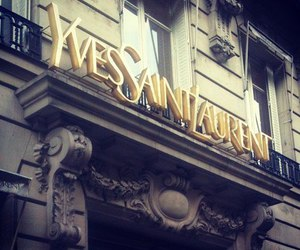 YSL and Yves Saint Laurent image