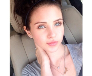 ryan newman and blue eyes image