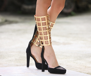 gladiator, gladiator heels, and jeffrey campbell image