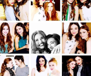 holland roden and crystal reed image