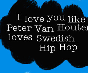 tfios, the fault in our stars, and peter van houten image