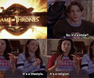 game of thrones, lifestyle, and religion image