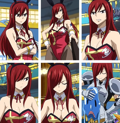 35 Images About Fairy Tail Erza Jellal On We Heart It See
