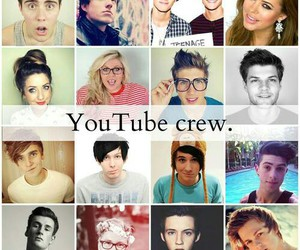 youtube, youtubers, and zalfie image