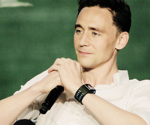 tom hiddleston, actor, and Hot image