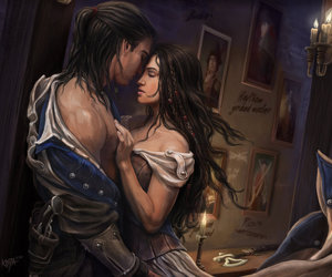 assassin, beautiful, and fantasy image