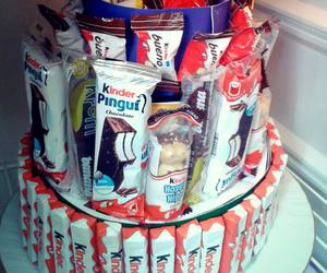 food, kinder, and yes image