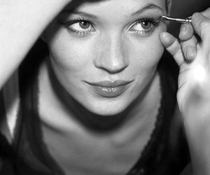 icon, kate moss, and model image