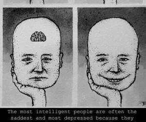 brain, happines, and true image