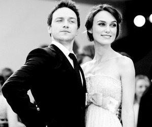 james mcavoy and keira knightley image