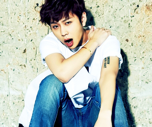 junhyung, beast, and kpop image