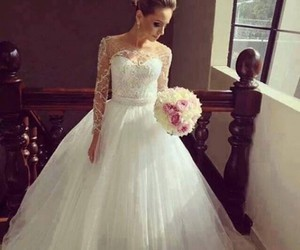 bride, Dream, and white image
