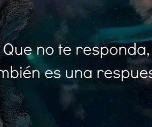 frases, responder, and indirectas image