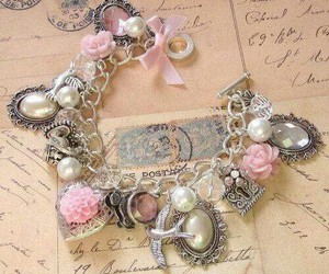 pink and vintage image