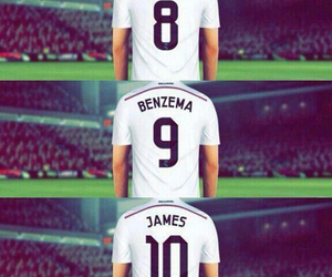 real madrid, benzema, and kroos image
