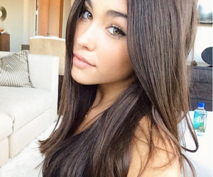 brunette and madison beer image