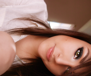 beautiful, eyes, and girl image