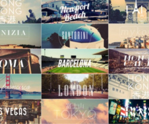 inspiring, world, and places to go image