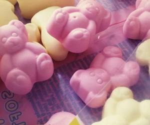 bears, haribo, and gummy image