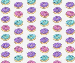 donuts, wallpaper, and background image