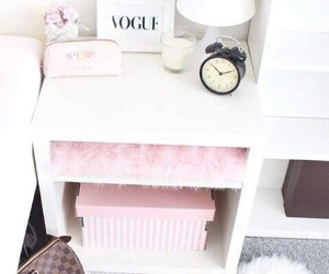 pink, inspiration, and vogue image