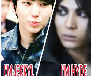 funny, hyde, and jekkyl image