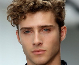 boy, hair, and model image