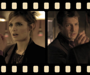 beckett, couple, and pretty image