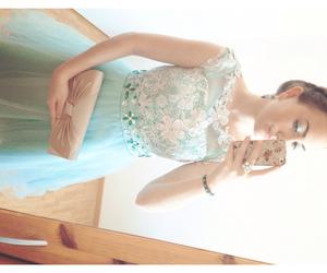 ball, dress, and me image
