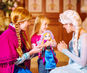 characters, disney, and princesses image