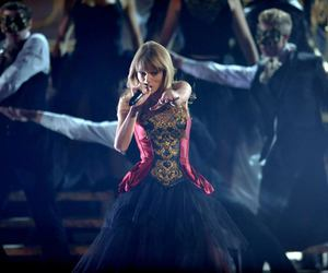 red, tour, and Swift image