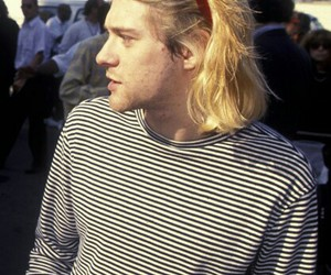 kurt cobain, nirvana, and grunge image
