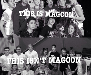 love and magcon image